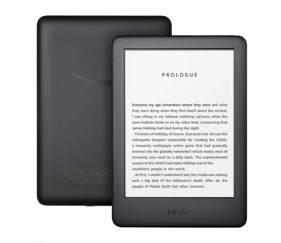 Amazon Kindle 10 2019 4GB czarny