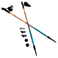 Spokey Kije nordic walking 105-135 cm